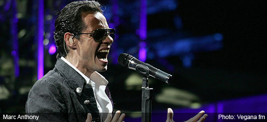 Marc Anthony to perform in Colombia's biggest carnival of the year